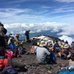 初の富士山登頂!吉田ルート、大阪から夜行バスで山小屋泊なし単独行 サンシャインツアー
