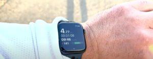 ランニング Apple Watch