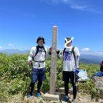荒島岳・白山1泊2日登山旅行 1日目は荒島岳を登ります
